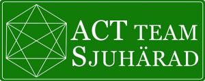 Logga ACT team Sjuhärad