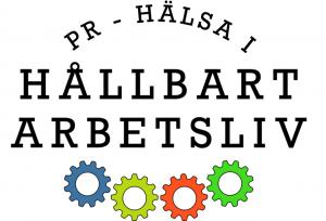 Logotyp Pr- häsla i hållbart arbetsliv