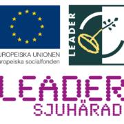 Loggor: ESF, Leader sjuhärad.